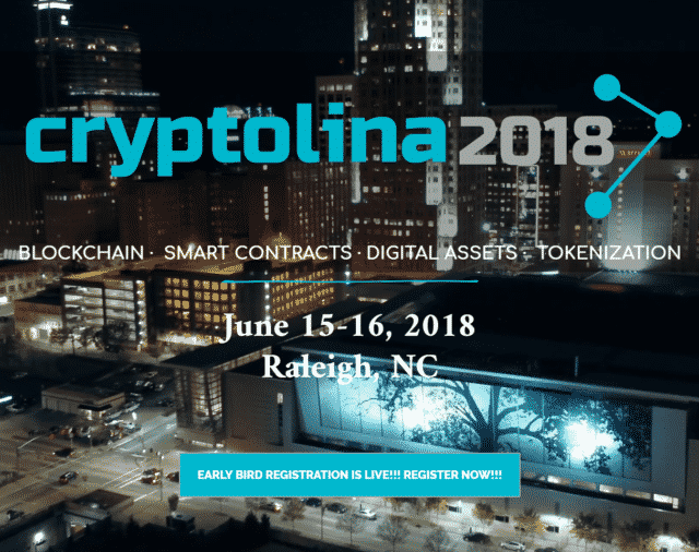 GoldCoin (GLC) to Make an Appearance at Cryptolinia 2018